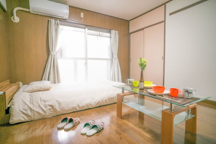 OPEN SALE! cozy room. - 江東区 - Appartement
