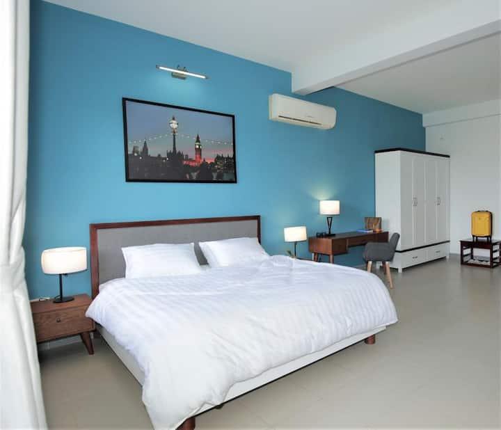 Brighton boutique hotel Standard room