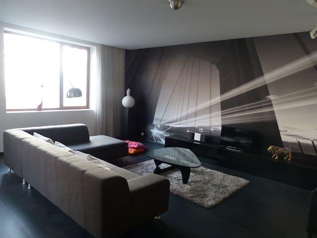 Loft/Luxury apartment - Hors-Chateau, Liege - Liège - Loft