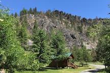 Private Mountain Cabins