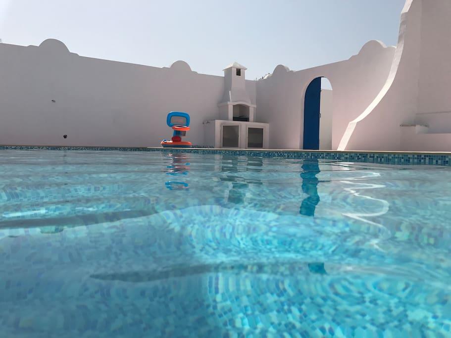 Appartement avec piscine djerba appartements louer for Piscine demontable tunisie