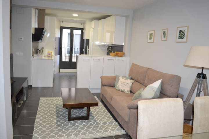 Apartamento nuevo! Tranquilo y acogedor.
