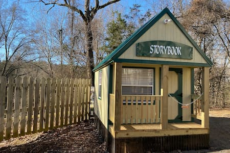 Storybook Cabin Playhouse | Tiny Home
