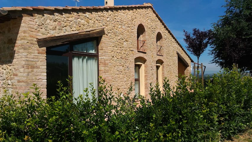 CAPANNA1826 * ORTENSIA ROOM - San Gimignano - Bed & Breakfast