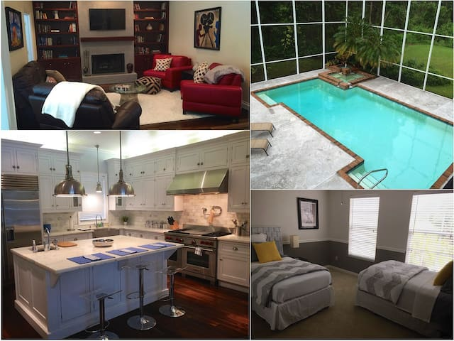 Multi-Family, Corp Events, Weddings - Palm Harbor - House