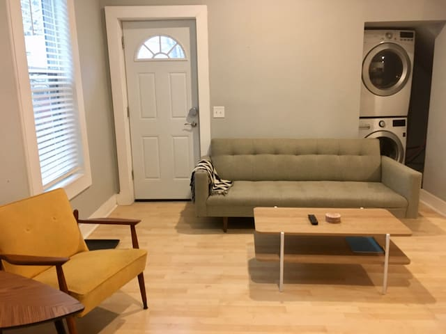Cream City 1BR in Walkers Point | 5 mins to Dwntwn