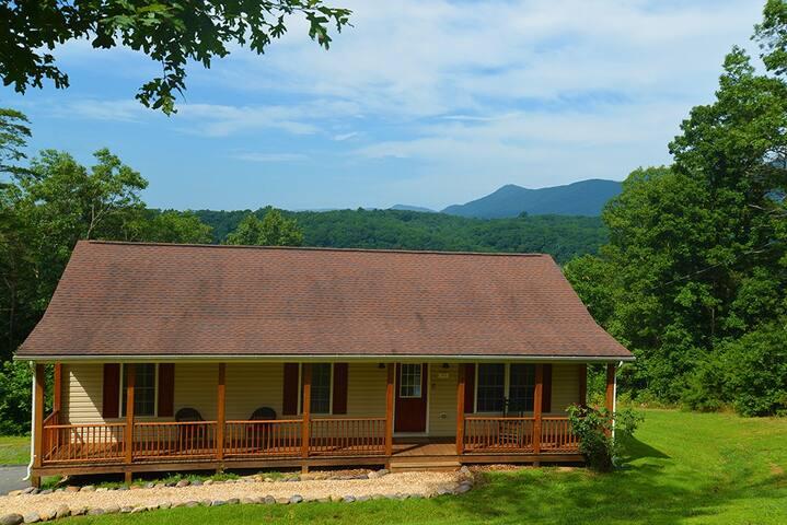 Shenandoah Sunset Cabin - Rileyville - Cabaña