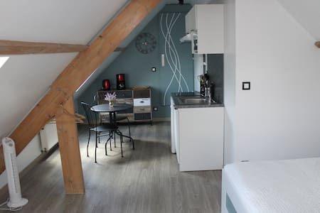 STUDIO – 2 pers - IDEAL LOIRE A VELO