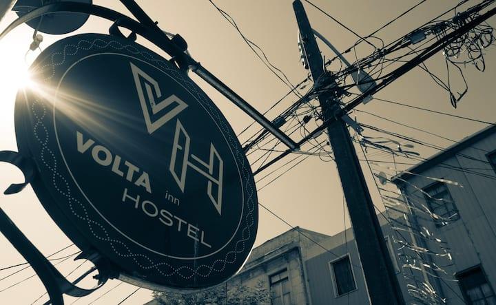 Hostel Hab. familiar 4 pax. Cama King y litera