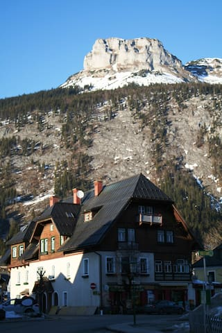 Ferienwohnung in Altaussee - Altaussee - Daire