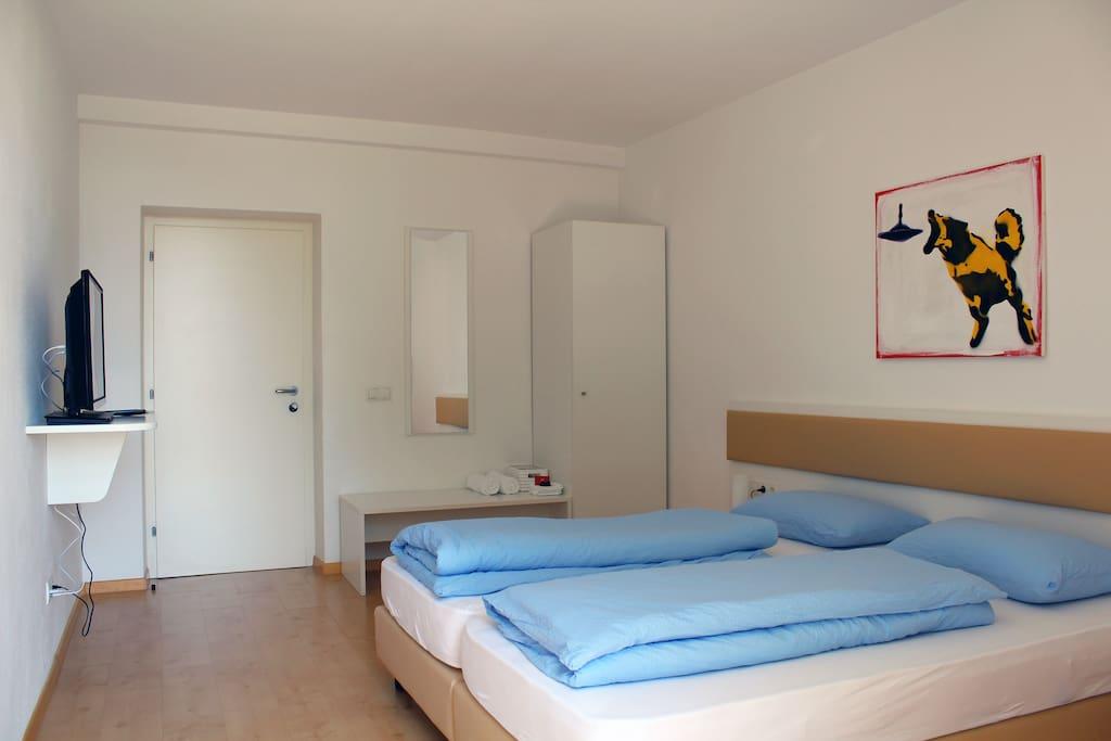 Spaziosa camera centro di merano appartamenti in affitto for Appartamenti in affitto a merano