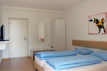 Spaziosa camera centro di Merano - Merano