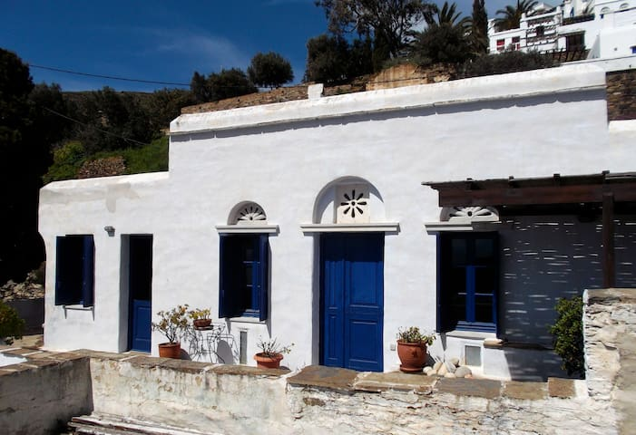 Beautiful  house in Tinos Island