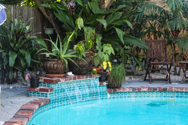 Gull Reef Historic Hideaway Pool SL12 - Saint Pete Beach - Ev