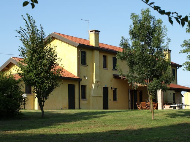 Agriturismo Zennare - La Casetta - Chioggia - Leilighet