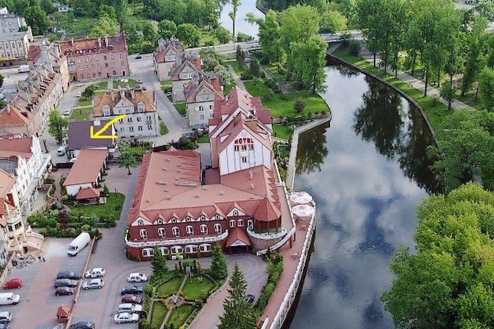 Villa Sandras - Pisz