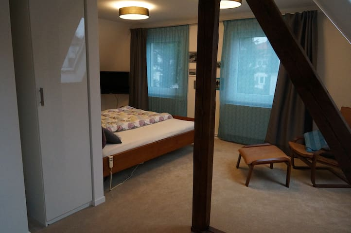 4 rooms (6-7 pers.) near fair - Hanover - House