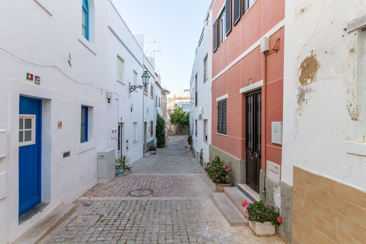 Casa Old Town Albufeira, Algarve c/ vista mar
