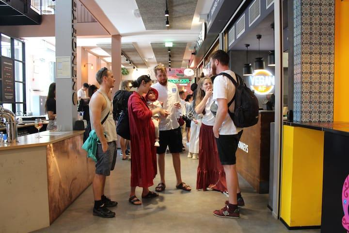 Bolten's Street Food Court