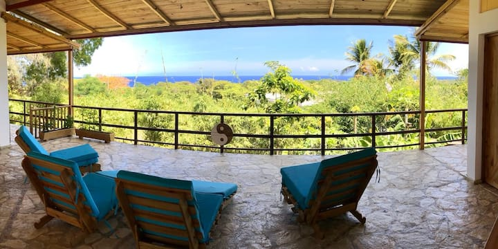 El Mirador al Mar 1  Ecolodge Apartment ocean view