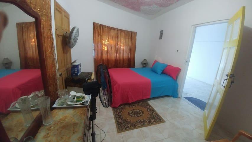 Relax Atmosphere Bedroom & Bathroom