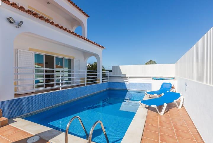Villa Algarve-A/C-Private pool