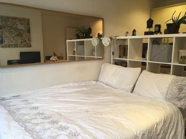 Studio flat -15 minutes from Central London