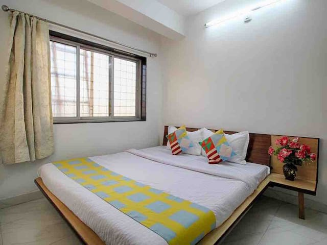 Comfortable 1BR for couple in Mount abu