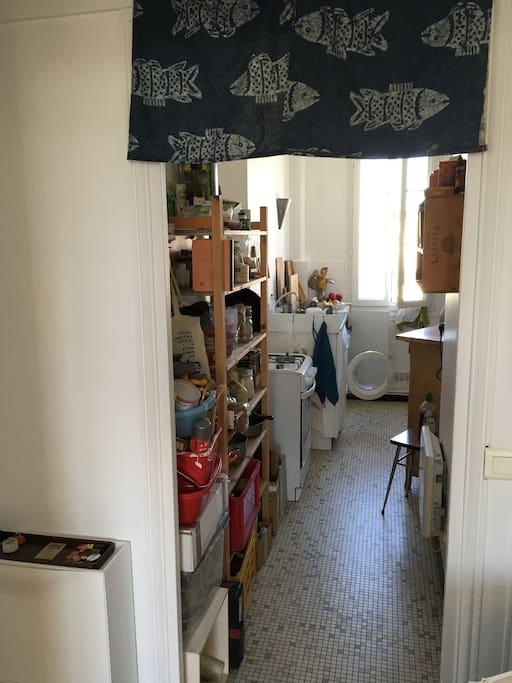 La cuisine // The kitchen