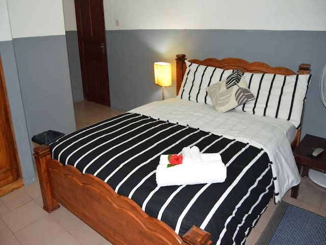 The Nature Comfort Double Room