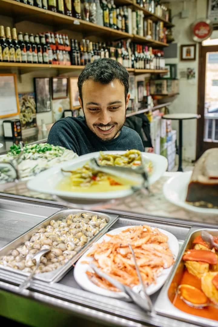 Seafood delicacies: we have plenty