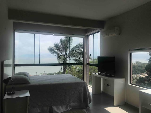 Sol suite with sea view @a.casadafrente