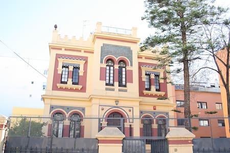 Unique palace house center Seville - セビリア - 別荘