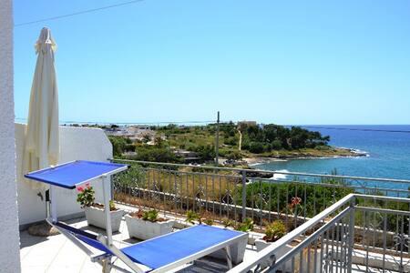 Casa Il Golfo a 150 metri dal mare - Marina San Gregorio