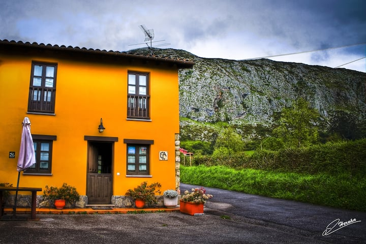 Casa rural Peña Careses