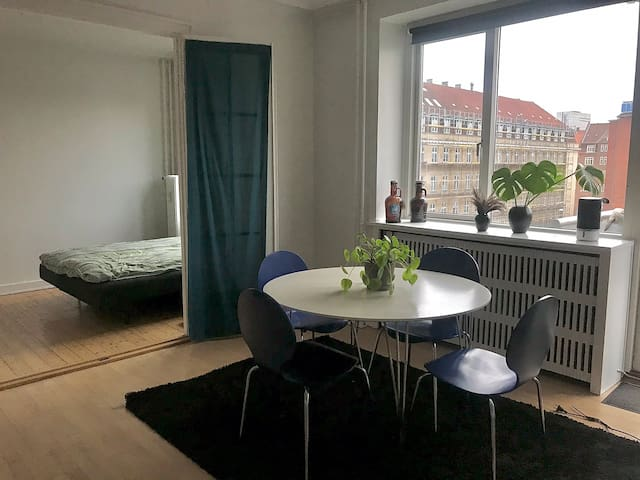 Cozy apartment with great location
