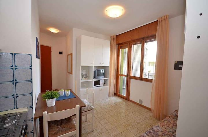 Studio for 2 pers - dog welcome in Bibione R76544
