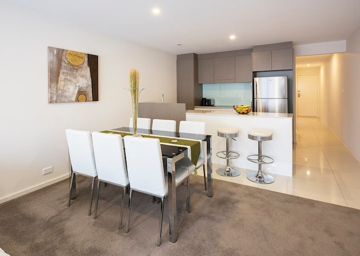 Inner North Oasis (2 bedrooms with wifi)