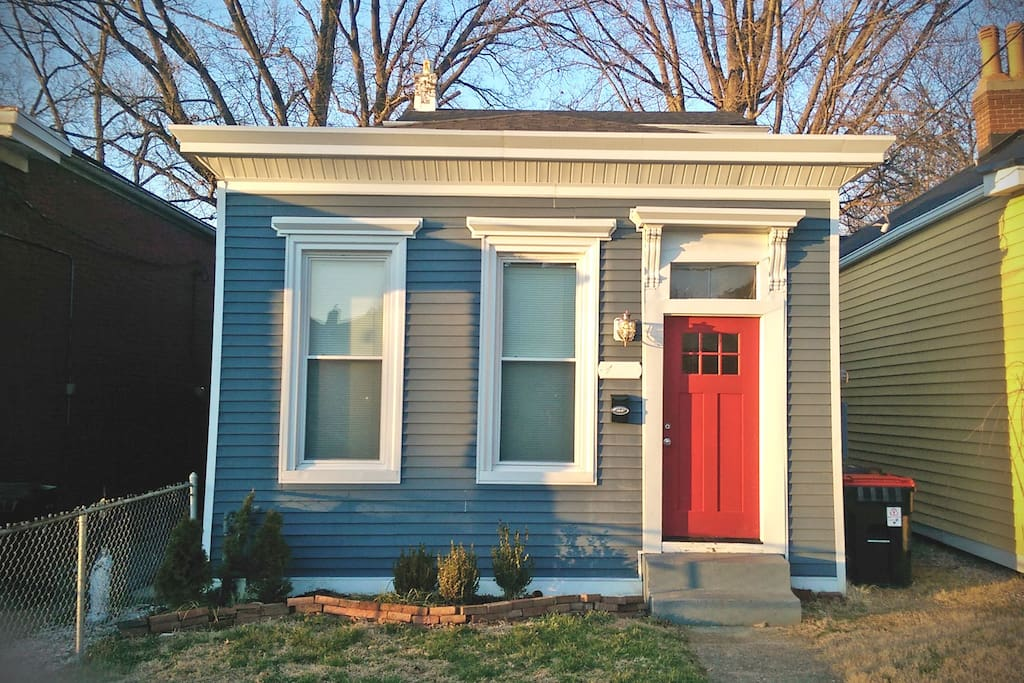 Classic Germantown style with modern touches