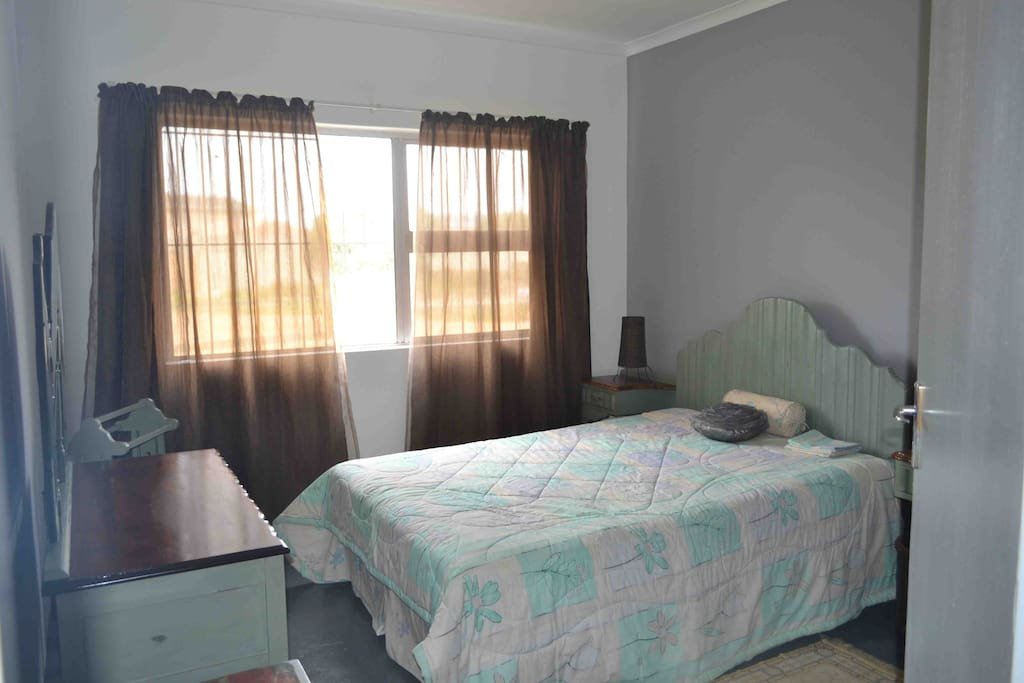 Main Bedroom with double bed