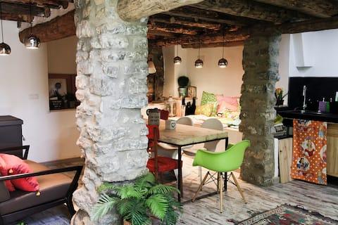 Preciosa casa rústica en el centro de Bronchales