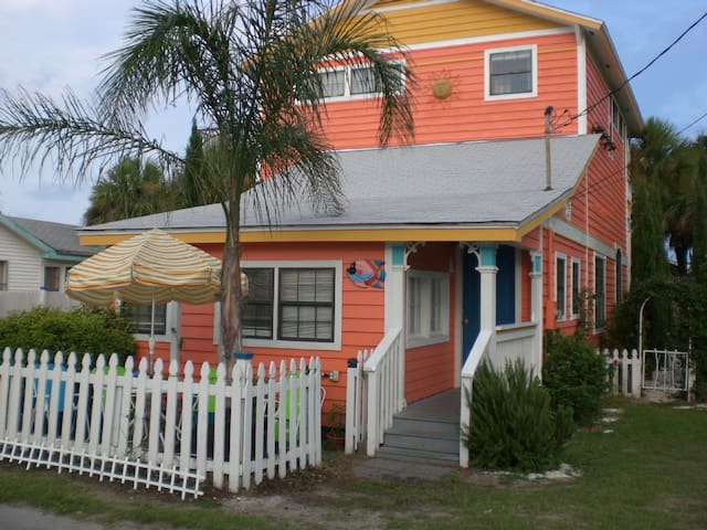Condo Banana - Tybee Island - Appartement