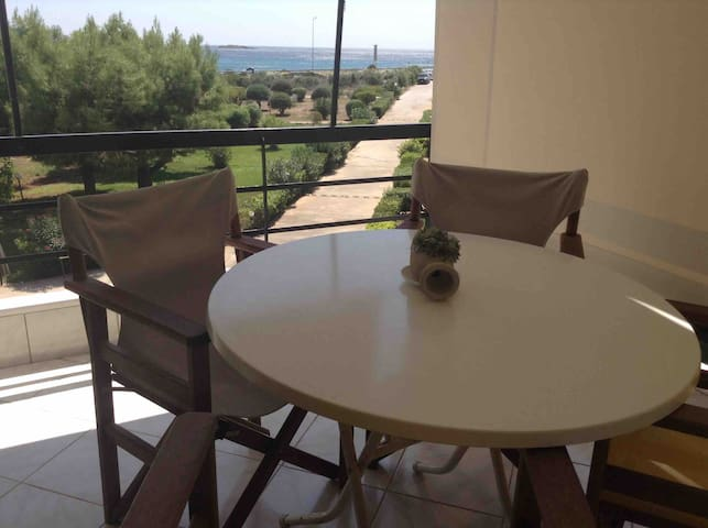 Just 1 min from the sea/ lagonisi