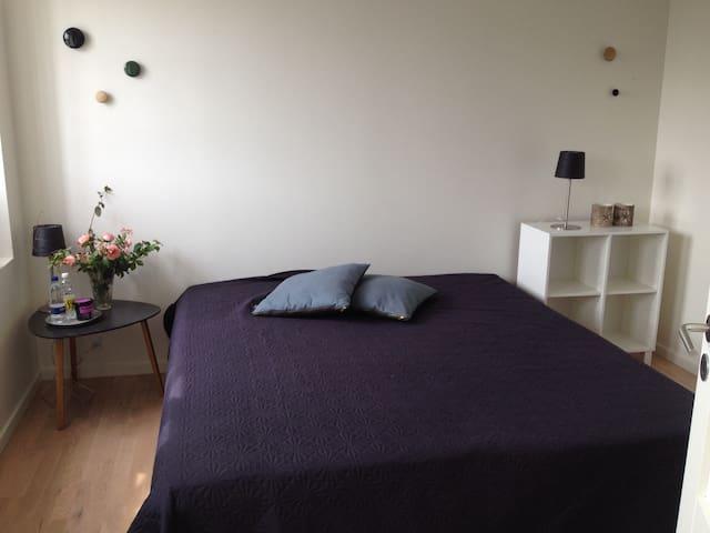 Hyggeligt værelse i Viborg midtby