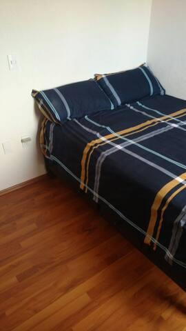 Habitacion en bonito Departamento - Santiago de Querétaro - Apartment