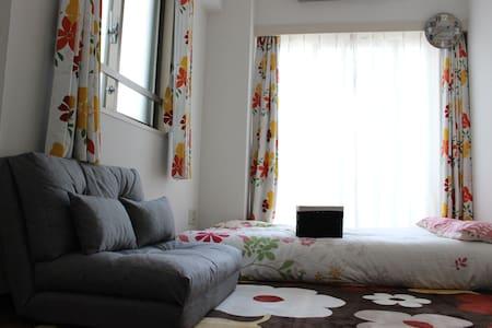 6mins Shibuya Cozy room - Meguro-ku - Leilighet