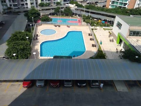 Full Apart /3 BR /2.5 Baños Norte de Bquilla.