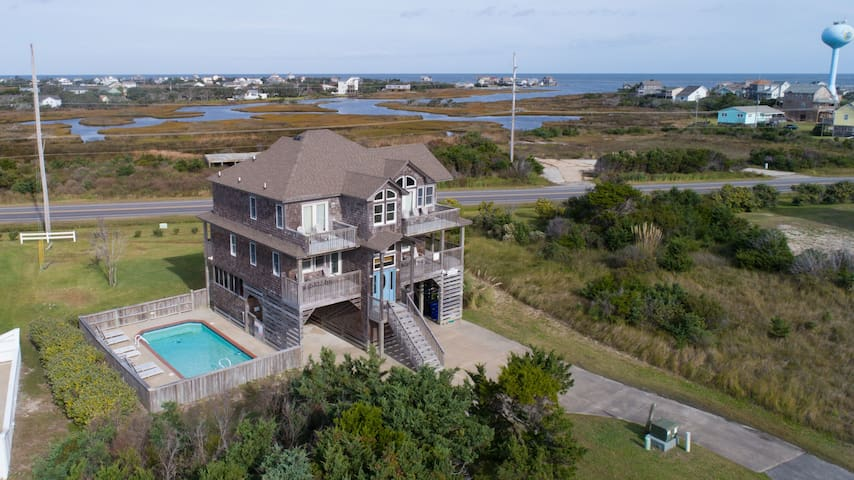 Summer Time-Easy Beach Access-Views-Pool/Hot Tub