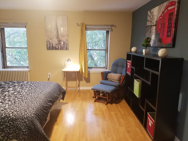 Charming 2 Bedroom in Art Museum District - Philadelphia - Condominio