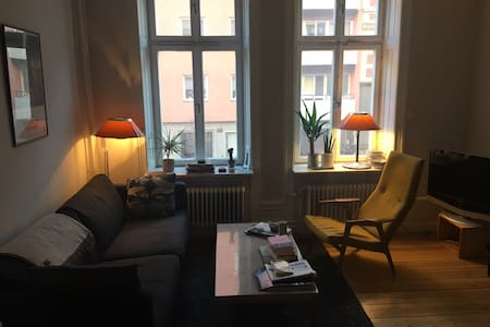 2 rooms apartment in the heart of Stockholm! - Stockholm